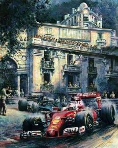 Ferrari Monte Carlo