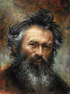 Russian Bearded Man