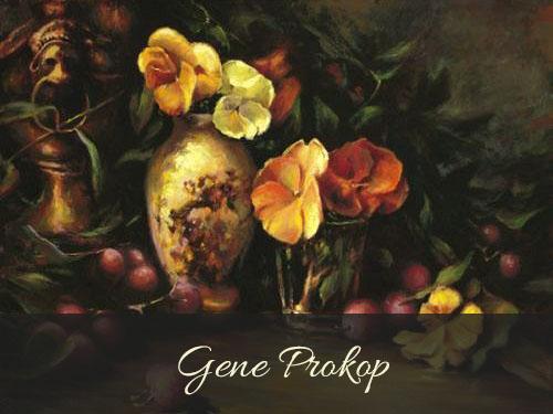 Gene Prokop Art Instructor